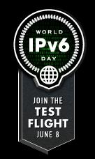 World IPv6 Day Logo