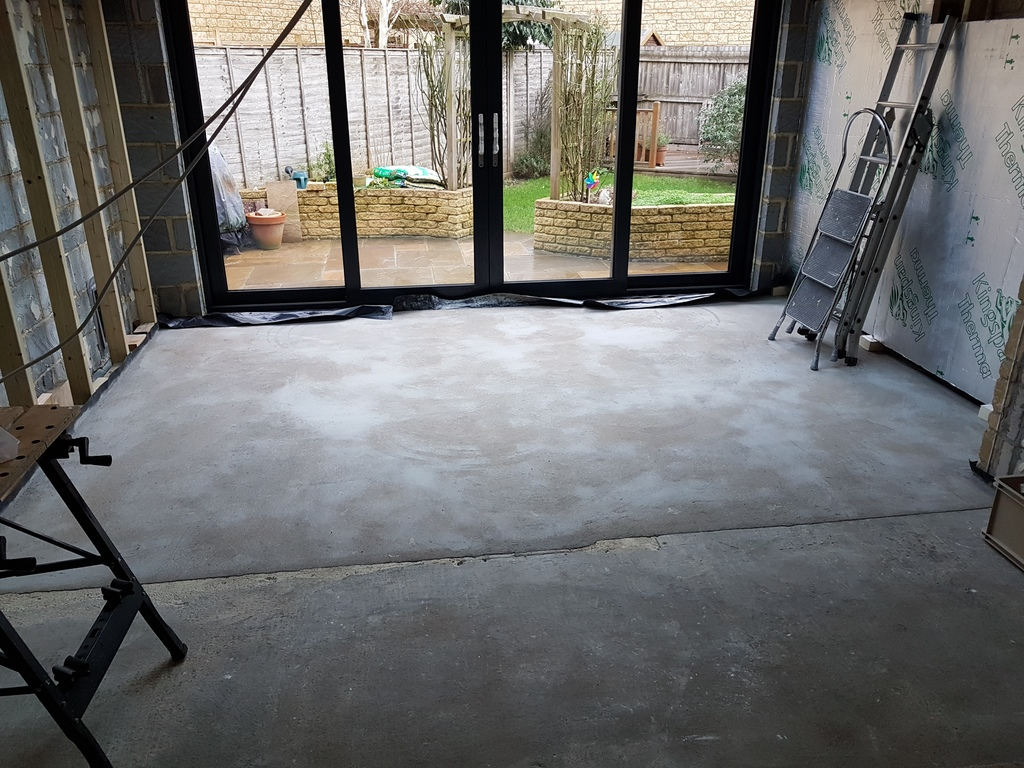 Curling Screed Page 1 Homes Gardens And Diy Pistonheads